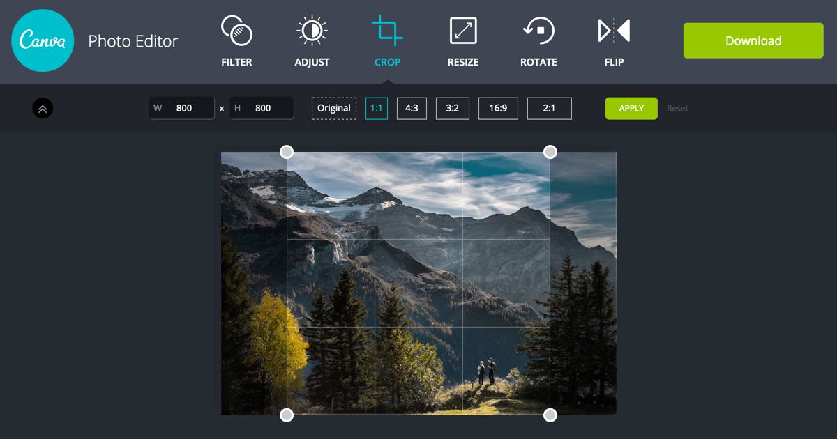Pictonize Online Photo Editor & Filters Online for Free